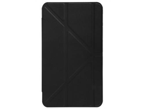 Чехол для планшета IT BAGGAGE для SAMSUNG Galaxy Tab4 8'', черный с прозрачной задней крышкой, вид 1
