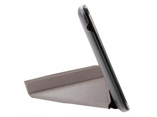 Чехол для планшета IT BAGGAGE для SAMSUNG Galaxy Tab4 8'', черный с прозрачной задней крышкой, вид 5