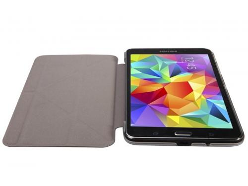 Чехол для планшета IT BAGGAGE для SAMSUNG Galaxy Tab4 8'', черный с прозрачной задней крышкой, вид 6
