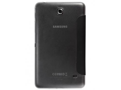 Чехол для планшета IT BAGGAGE для SAMSUNG Galaxy Tab4 8'', черный с прозрачной задней крышкой, вид 2