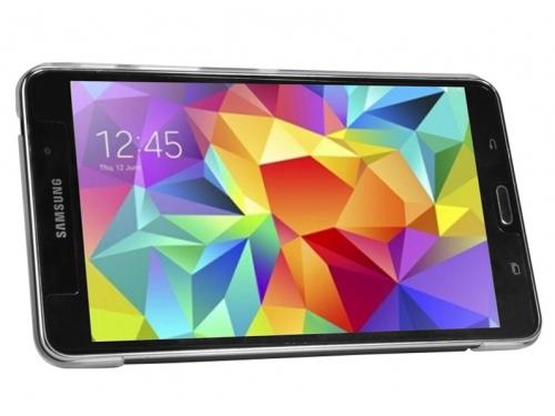 Чехол для планшета IT BAGGAGE для SAMSUNG Galaxy Tab4 8'', черный с прозрачной задней крышкой, вид 4