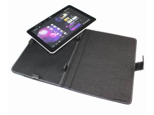 Чехол для планшета IT BAGGAGE для планшетов 10.1'', универсальный, искус.кожа, чёрный, вид 8
