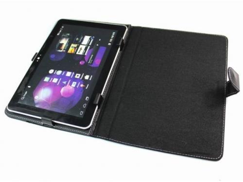 Чехол для планшета IT BAGGAGE для планшетов 10.1'', универсальный, искус.кожа, чёрный, вид 2