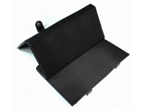 Чехол для планшета IT BAGGAGE для планшетов 10.1'', универсальный, искус.кожа, чёрный, вид 5