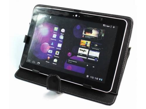 Чехол для планшета IT BAGGAGE для планшетов 10.1'', универсальный, искус.кожа, чёрный, вид 7