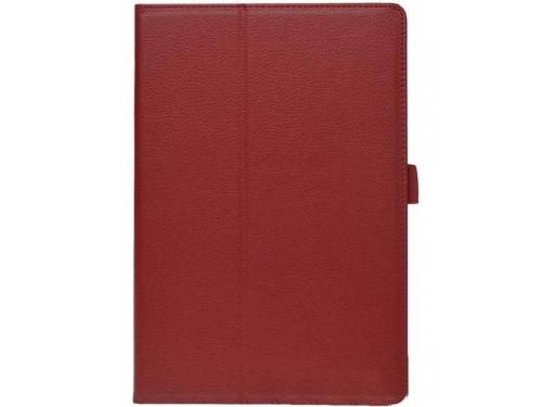 Чехол для планшета IT Baggage ITLNA7602-4 для планшета Lenovo IdeaTab A7600 искус.кожа, тёмно-красный, вид 1