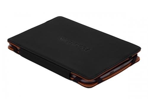 Чехол для ebook PocketBook для 515, чёрно-бежевая, вид 2