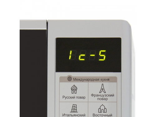 Микроволновая печь LG MB4042DSY, вид 4