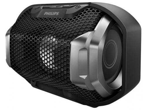 Портативная акустика Philips Shoqbox SB300, черная, вид 1