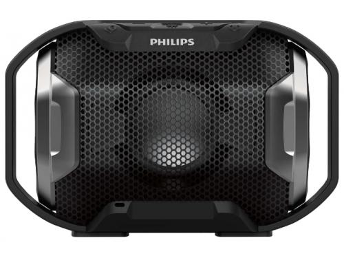 Портативная акустика Philips Shoqbox SB300, черная, вид 2