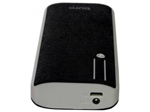 Аккумулятор универсальный Мобильный аккумулятор Buro RC-10000 (10000 mAh), черный/серый, вид 1