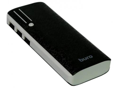Аккумулятор универсальный Мобильный аккумулятор Buro RC-10000 (10000 mAh), черный/серый, вид 2