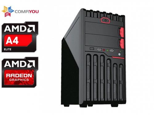Системный блок CompYou Home PC H555 (CY.523393.H555), вид 1