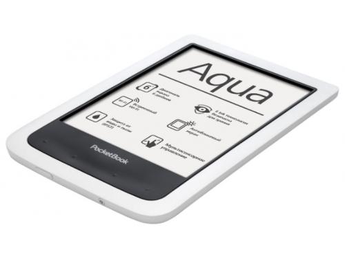 Электронная книга PocketBook 640, белая, вид 1