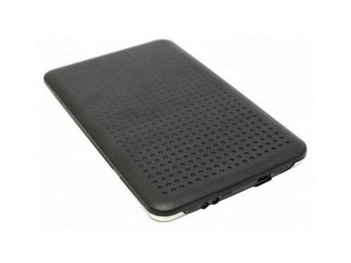 Корпус для жесткого диска AgeStar SUB2O7 (2.5'', mini-USB 2.0), чёрный, вид 1