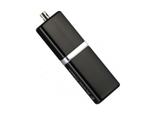 Usb-флешка Silicon Power 16Gb Lux Mini 710 Black, вид 1