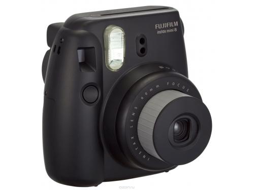 Фотоаппарат моментальной печати Fujifilm Instax Mini 8, чёрный, вид 4