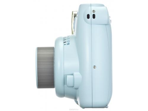 Фотоаппарат моментальной печати Fujifilm Instax Mini 8, голубой, вид 3