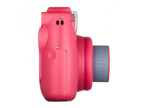 Фотоаппарат моментальной печати Fujifilm Instax Mini 8, малиновый, вид 4