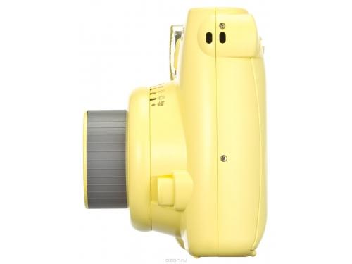 Фотоаппарат моментальной печати Fujifilm Instax Mini 8, жёлтый, вид 5