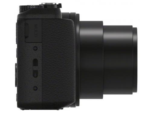 Цифровой фотоаппарат Sony CyberShot HX60 Black, вид 4