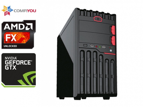 Системный блок CompYou Home PC H557 (CY.453072.H557), вид 1