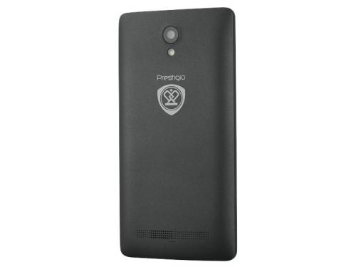 Смартфон Prestigio Wize O3 PSP3458 Duo, черный, вид 3