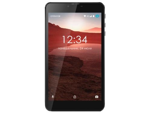 Планшет Ginzzu GT-7105 8Gb 3G, черный, вид 1