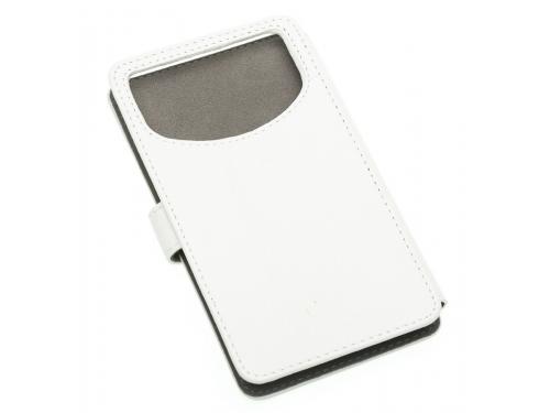Чехол для смартфона Norton для ASUS Zenfone 4'', искус.кожа, стикер, белый, вид 4