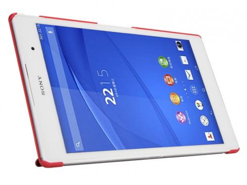 Чехол для планшета IT Baggage для Sony Xperia Tablet Z3 8'', иск.кожа, пластик, красный, вид 5