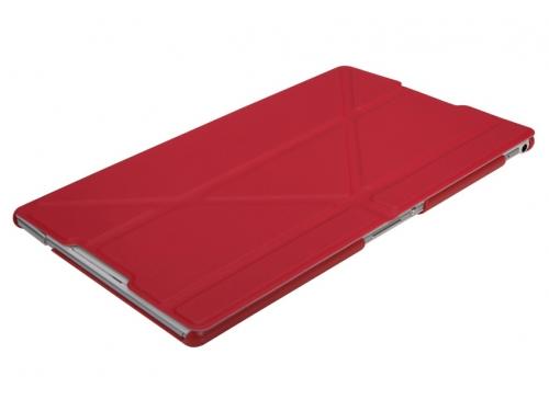 Чехол для планшета IT Baggage для Sony Xperia Tablet Z3 8'', иск.кожа, пластик, красный, вид 7