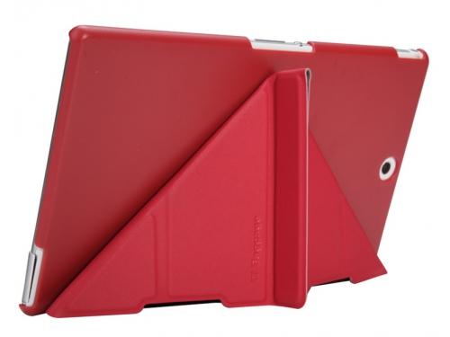 Чехол для планшета IT Baggage для Sony Xperia Tablet Z3 8'', иск.кожа, пластик, красный, вид 2