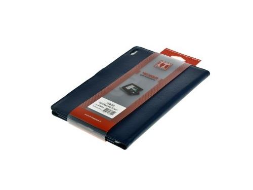 Чехол для планшета IT Baggage ITLNA7602-4 для планшета Lenovo IdeaTab A7600 искус.кожа, тёмно-синий, вид 5
