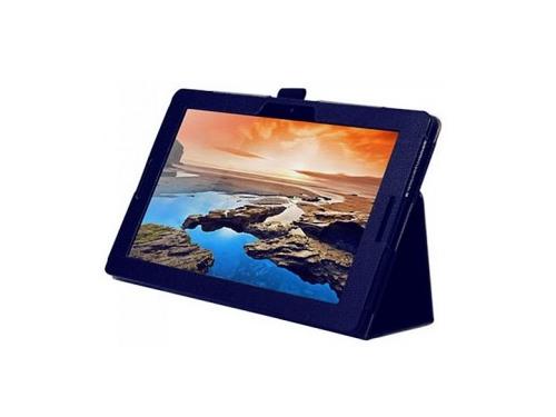 Чехол для планшета IT Baggage ITLNA7602-4 для планшета Lenovo IdeaTab A7600 искус.кожа, тёмно-синий, вид 6