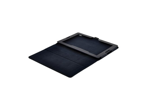 Чехол для планшета IT Baggage ITLNA7602-4 для планшета Lenovo IdeaTab A7600 искус.кожа, тёмно-синий, вид 2