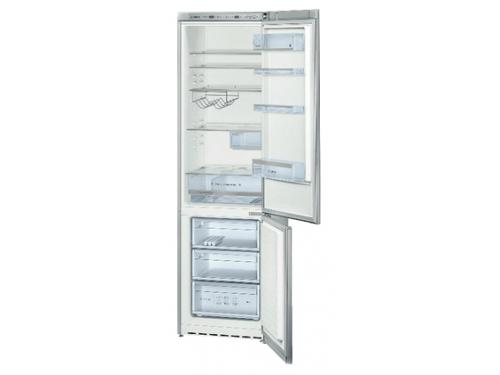 Холодильник Bosch KGE39XL20R нержавеющая сталь, вид 1