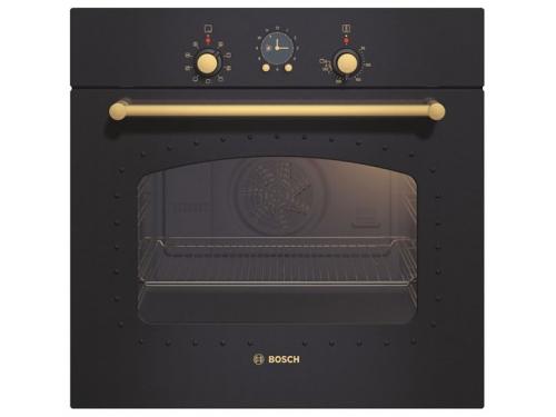 Духовой шкаф Bosch HBA23RN61, чёрный, вид 1