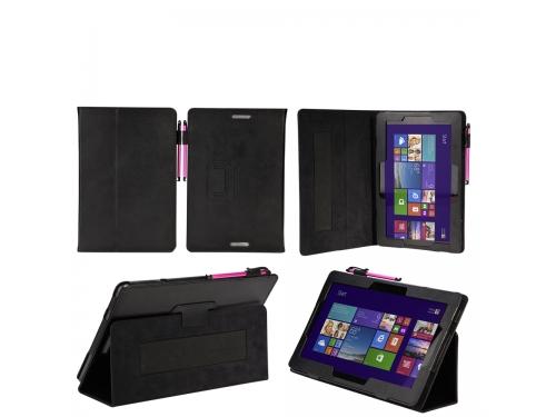 Чехол для планшета IT BAGGAGE для ASUS Transformer Book T100 10'', искус.кожа, черный, вид 1