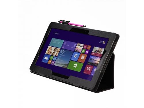 Чехол для планшета IT BAGGAGE для ASUS Transformer Book T100 10'', искус.кожа, черный, вид 3