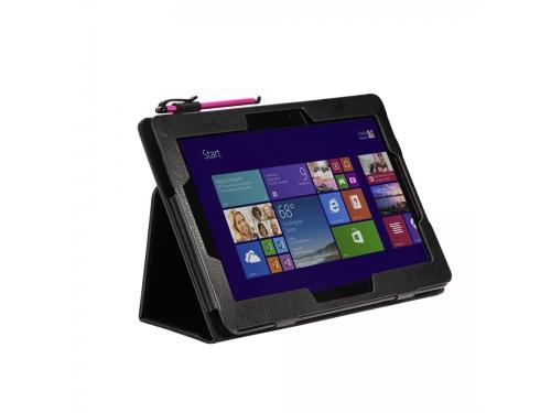 Чехол для планшета IT BAGGAGE для ASUS Transformer Book T100 10'', искус.кожа, черный, вид 4