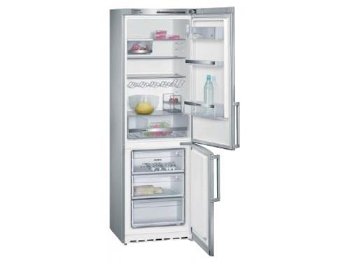 Холодильник Siemens KG36VXL20R серебристый, вид 2