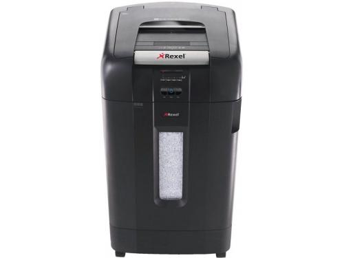 Уничтожитель бумаг Rexel Auto+ 750M, черный, вид 1