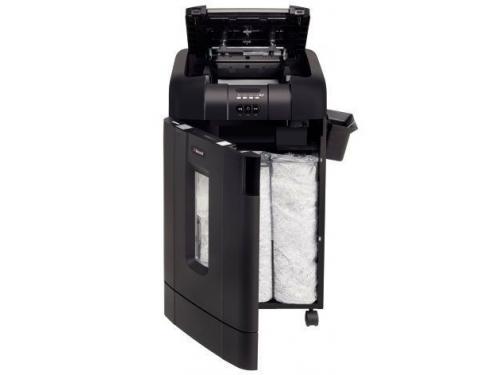 Уничтожитель бумаг Rexel Auto+ 750M, черный, вид 2
