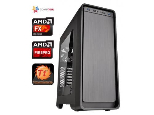 Системный блок CompYou Pro PC P252 (CY.537400.P252), вид 1