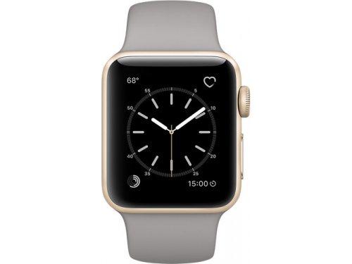 Умные часы Apple Watch Series 2 38mm, серо-золотистые, вид 1