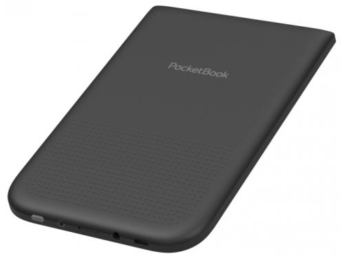 Электронная книга PocketBook 631 Touch HD, черная, вид 2