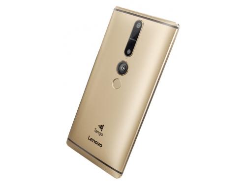 Смартфон Lenovo Phab 2 Pro PB2-690M 4/64Gb, серебристый, вид 5