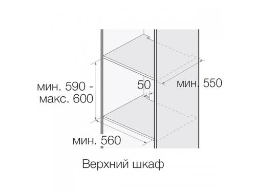 Духовой шкаф Samsung NV70H3340BS, вид 3