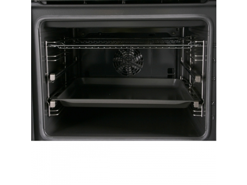 Духовой шкаф Bosch HBA23S150R, серебристый, вид 2