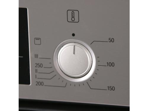 Духовой шкаф Bosch HBA23S150R, серебристый, вид 4